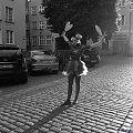 Żonglerka na ulicach Gdańska #FotografiaUliczna #Gdańsk #Gdynia #Sopot #StreetPhoto #Trójmiasto #Żonglerka