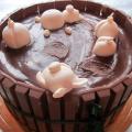 """http://www.cakestudio.pl W """"CAKE STUDIO"""" przygotujemy piękny i smaczny tort na chrzest twojego maleństwa. Odwiedź naszą stronę firmową http://www.cakestudio.pl lub http://www.facebook/cake #tort #ciasta #TortyNaChrzest #CakeStudio"""