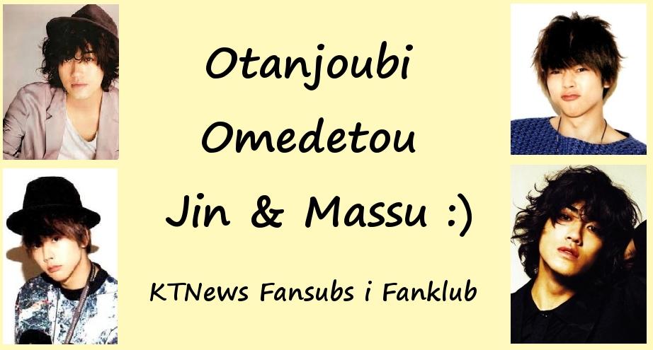 Forum fanclubowe zespo��w KAT-TUN i NEWS + KTNEWS Fansubs