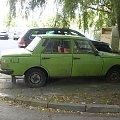 Wartburg 353 - widok z boku #AutaZPrl #dacia #DużyFiat #Fiat125p #Fiat126p #fso #łada #maluch #moskwicz #nysa #polonez #PolskiFiat125p #PolskiFiat126p #trabant #wartburg #żuk #star #jelcz #skoda