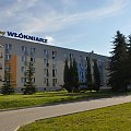 Sanatorium Włókniarz #busko #czarny #leszek #park #pomnik #uzdrowisko