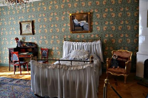 Muzeum Pałac Herbsta i jego wnętrze