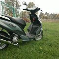 #skutery #yamaha #aerox #JOG #motocykle
