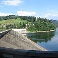 Jezioro Czerniańskie i koniec trasy #Góry #BaraniaGóra #BeskidSląski