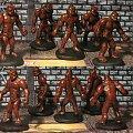 Golemy #clay #Dragons #Dungeons #Figurki #gliniane #golems #golemy #Lochy #miniatures #Ręczne #Smoki