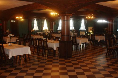 Restauracja. Pizzeria. #bilard #DwórSienkiewicz #okrzeja #pizza #Restauracja