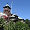 Schronisko na Szyndzielni. #Góry #BeskidŚląski #Szyndzielnia #Klimczok #Skrzyczne
