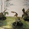 Wywerny4 #Dragons #Dungeons #Figurki #Goblin #Grinch #kobolds #koboldy #Lochy #miniatures #Ręczne #Smoki #WiwernaHandmade #Wyvern