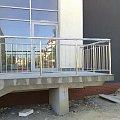 Balustrady, poręcze, wyroby na zamówienie ze stali nierdzewnej #balkonowe #bezpieczne #drewnem #drewno #hartowane #jachtów #murkach #murki #okucia #plazma #pochwyty #profile #rury #schodowe #słupki #szkłem #szkło #wypełnienie #wypełnieniem