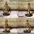 Ork szkielet #Dragons #Dungeons #Figurki #handmade #Lochy #miniatures #Ręczne #Smoki