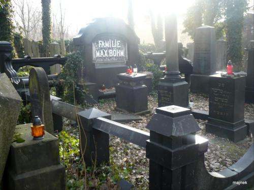 Cmentarz żydowski w Zabrzu