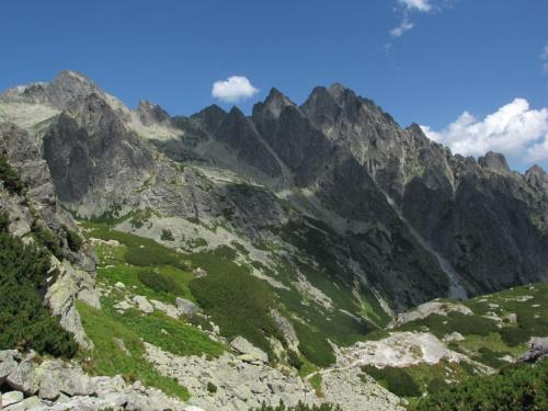 Dolina Staroleśna - Veľká Studená dolina