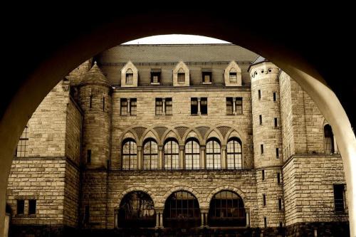 #ZamekPoznań #Zamek #Arcitektura