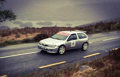 Rally of The Lakes 204-Ireland #BMW #FordEscortMexico #HistoricRally #KillarneyRally #Porsche #Rajdy #Rally #Subaru #Toyota #Triumph #KonradKurdej