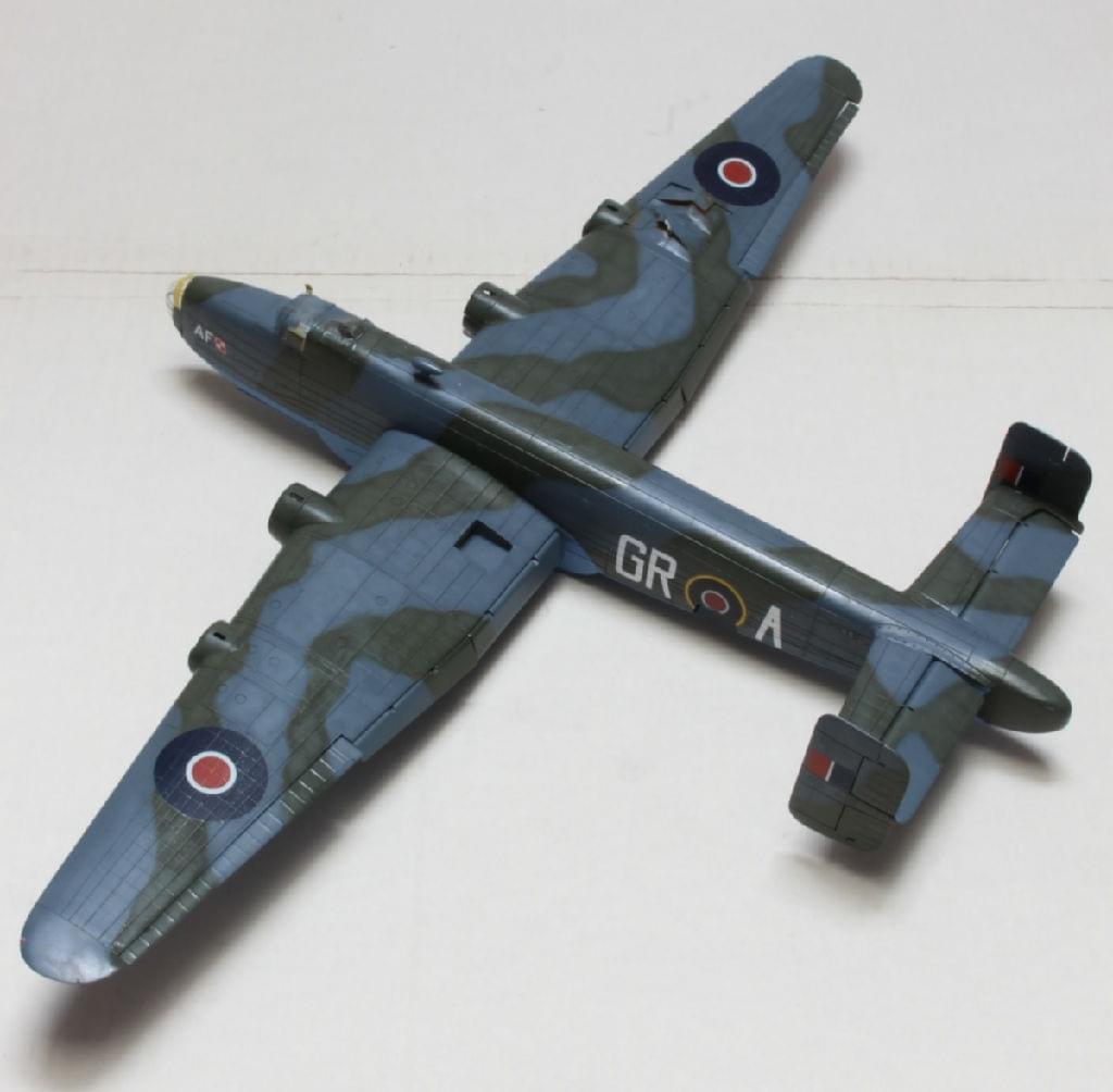 1/72 Airfix - Halifax C MK.VII - Page 2 14300c57a2bf829c