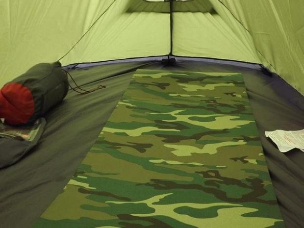 namiot trekkingowy